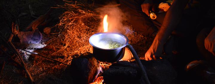 Rayling Pathar Camping